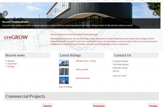 Commercial Real Estate Theme