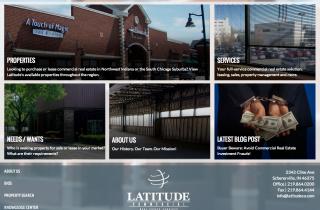 Commercial Real Estate Website